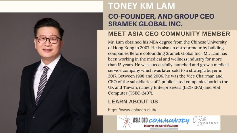 Co-Founder & Group CEO