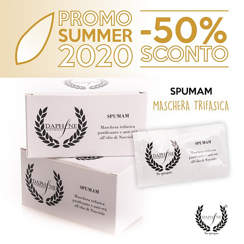 SPUMAM - 2 Box da 10 bustine ciascuna - 10 ml
