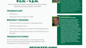 Virtual Population Health Conference in October!