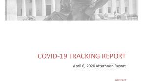 April 6, 2020 Data Tracking