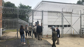 Officials hear plans for prison's shift to recovery regimen