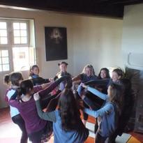 yoga teacher training France