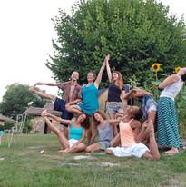 South West France Yoga Teacher Training