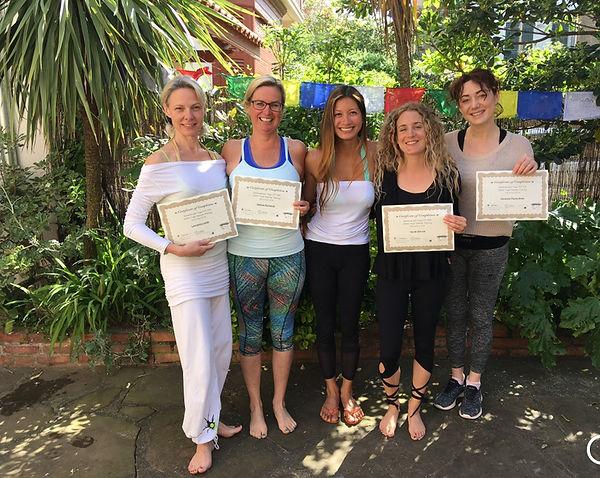 Biarritz Formation Yoga Teacher Training