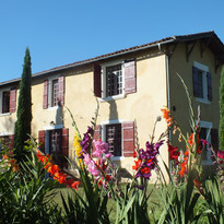 Coudures residential retreat house south west France
