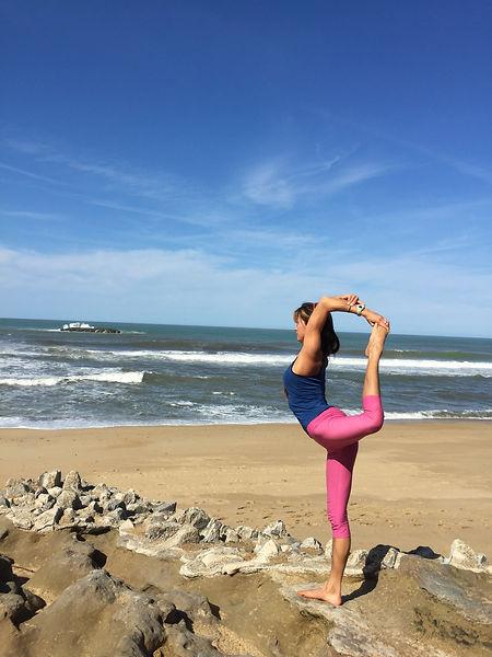 yoga formation biarritz