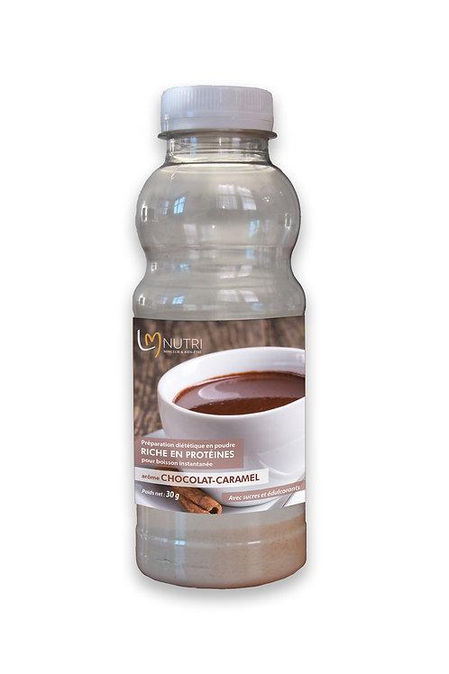 Boisson instantanée arôme CHOCOLAT CARAMEL
