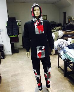 Nee Exclusive Design - Winter 2017 #hoodies #tracksuit #clothing #apparel #zkinternational #joggers