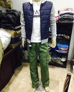 Finally he Dress up again _p