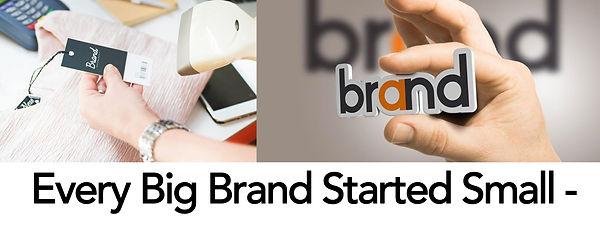 Start Small Brand