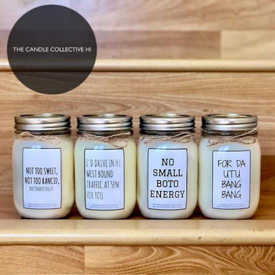 The Candle Collective Hawaii
