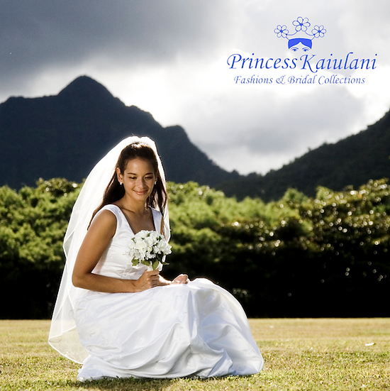 Princess Kaiulani Fashions