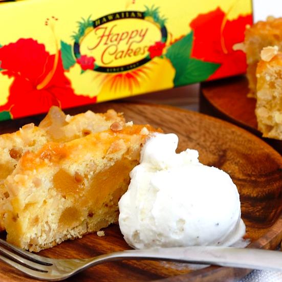 Hawaiian Happy Cakes