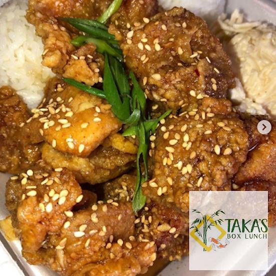 Taka's Box Lunch LLC