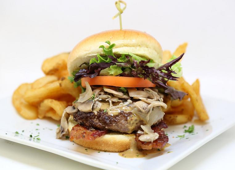 Burgers on Bishop