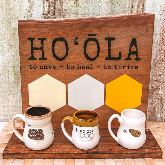 Hoʻōla Honey