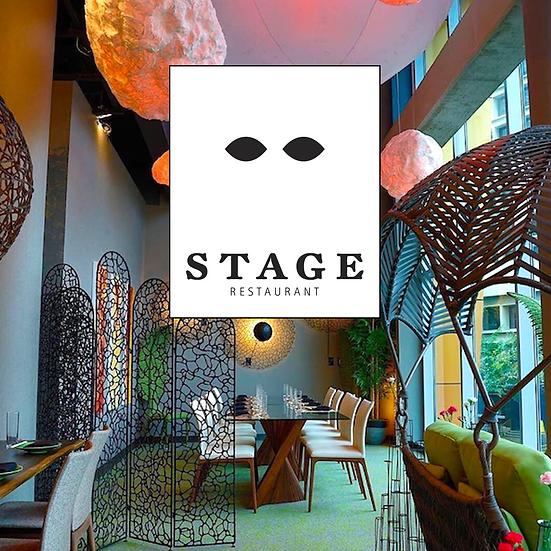 ステージレストラン