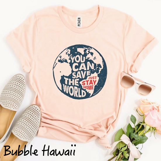 Bubble Hawaii