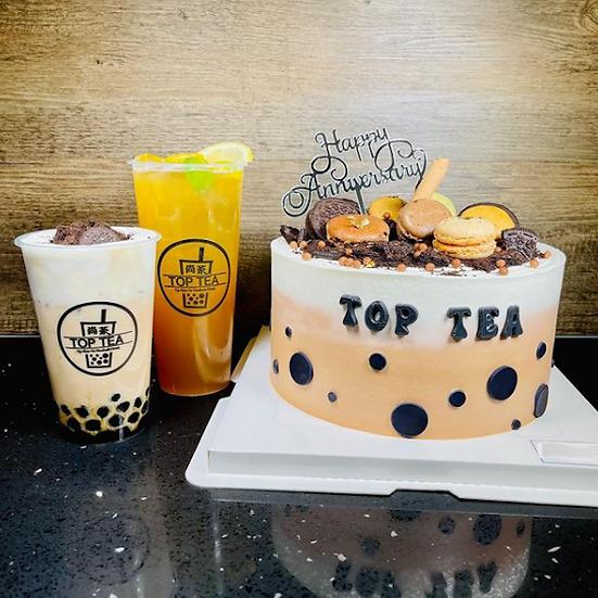 Top Tea + Espresso