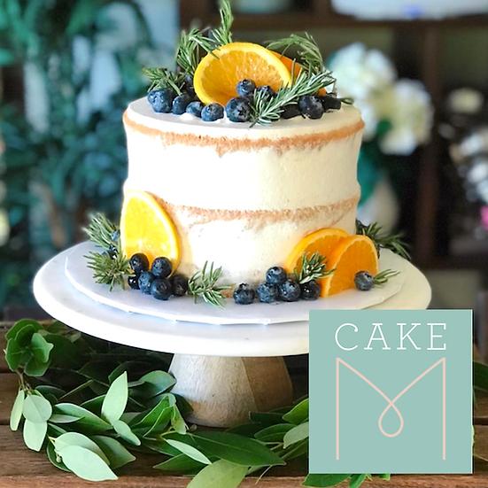 ケーキ M