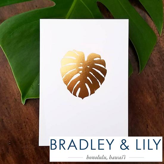 BRADLEY & LILY