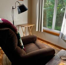 Simplicity Sitting Area