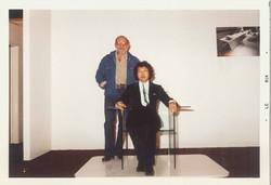 Zeev Aram & Shiro Kuramata, 1991