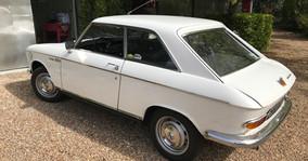 Le coupé 204 : le plus élégant des coupés français des années 60