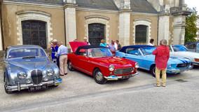 Rallye privé des 3A de Lyon en Vallée du Loir