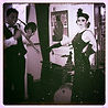 The Brooklyn Sugar Stompers, Jake Handleman Trombone, Cara Dineen
