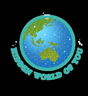Hidden world of you green font.png