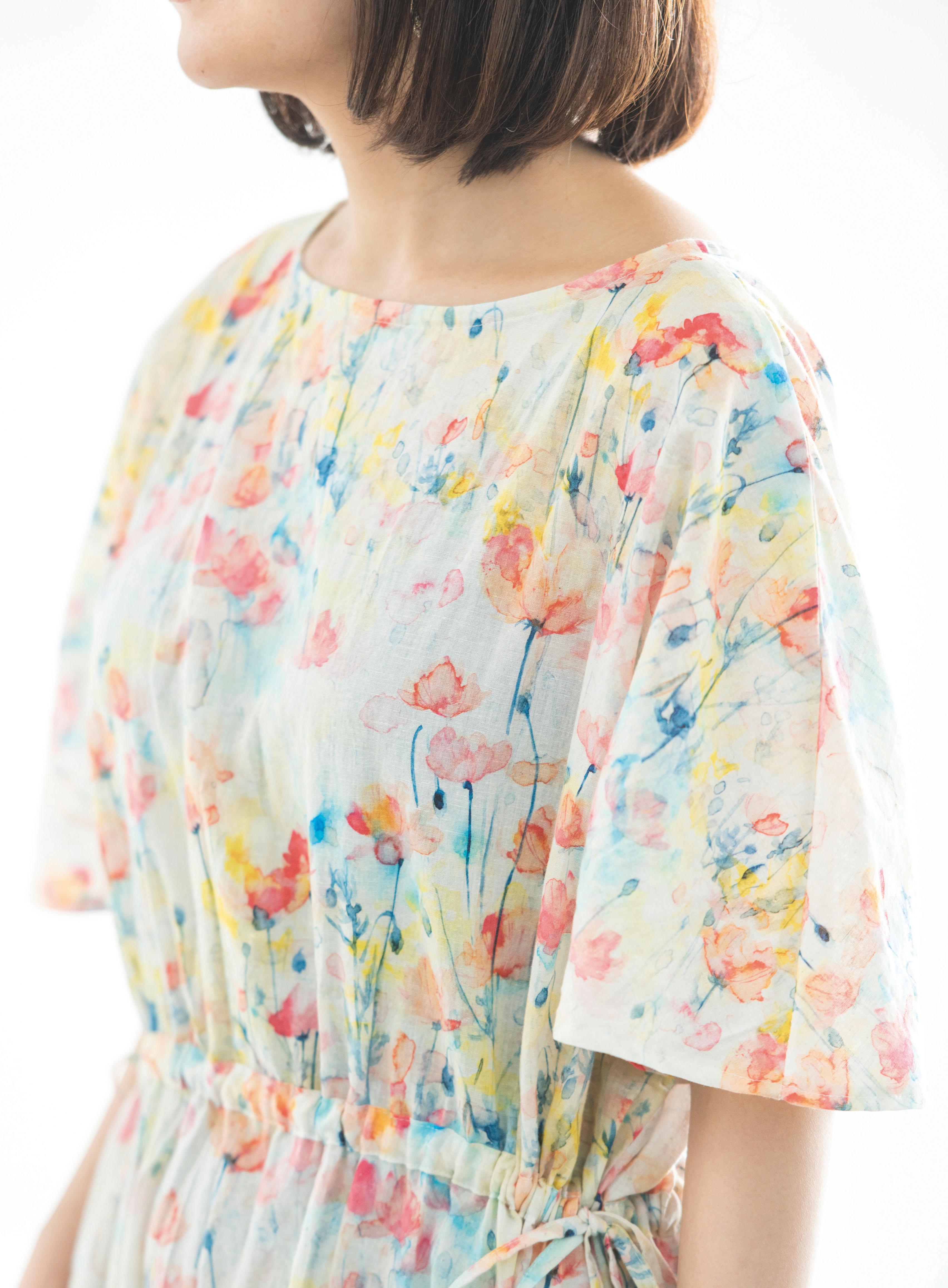 "2020 ""yui"" by.kokka fabric"