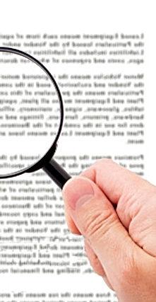 editing editor passive voice writing copywriting