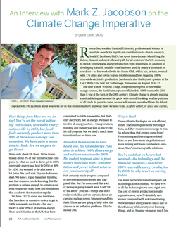 The Climate Imperative