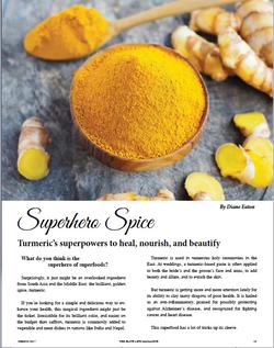 Superhero Spice