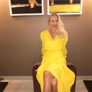 Blond wie eine Semmel, gelb wie eine Sonnenblume
