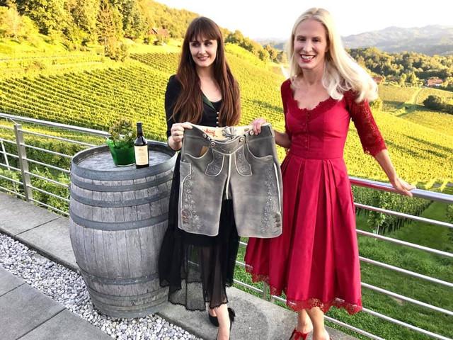 Wein & Mode