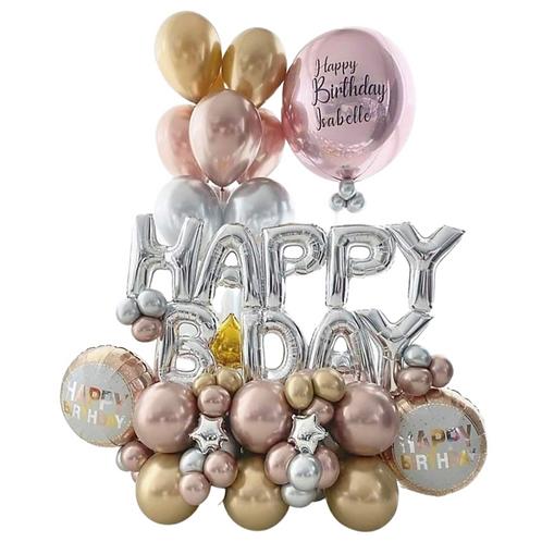 XLarge Happy Birthday Dear