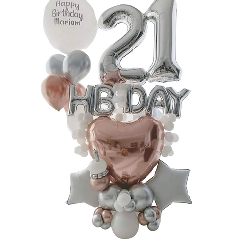 Large Magic Happy Birthday
