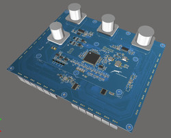 Power Management and Distributuon Module