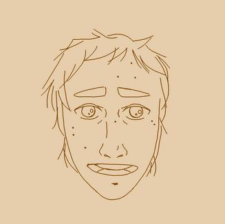Sirrah Face Sketch