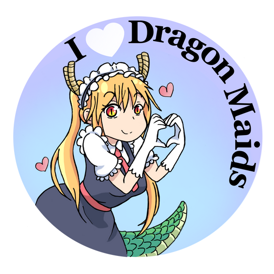 I <3 Dragon Maids