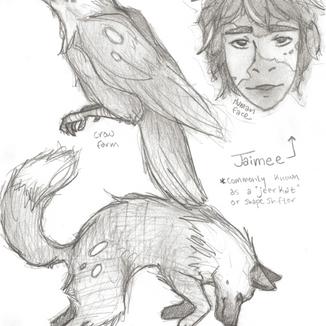 Jeerkat Jaimee sketches.png