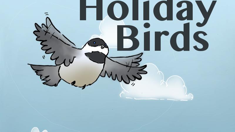 The Holiday Birds