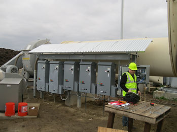expand compost facility, larger compost facility footprint, more efficient compost facility, upgrade compost facility, industrial compost facility, expansions and modifications to a compost facility, made in USA, engineered compost systems, how to build a compost facility, how to expand a compost facility, modify an existing compost facility, better energy use for a compost facility