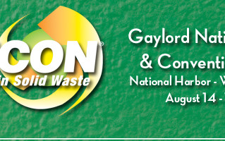 2012 August 14-16: ECS to Present at SWANA Wastecon