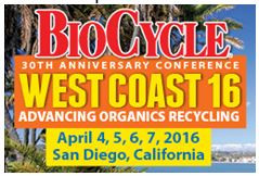 BioCycle West Coast 2016