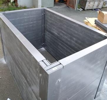 DCV Vault, 4' deep version
