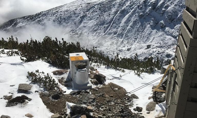 Longs Peak   Rocky Mountain National Park, CO