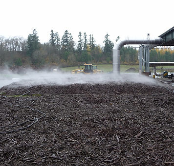 essential component to successful composting, biofilter, compost facility, compost floor, made in USA, aeration floor, industrial composting, commercial composting system, most energy efficient, controlling leachate, best compost system, comptroller, compost technology control system, no odor compost, air flow, composting in below freezing weather, composting in hot weather, composting in any weather, air moving through compost, control volatile organic compounds, control VOCs, reduce air and odor emissions